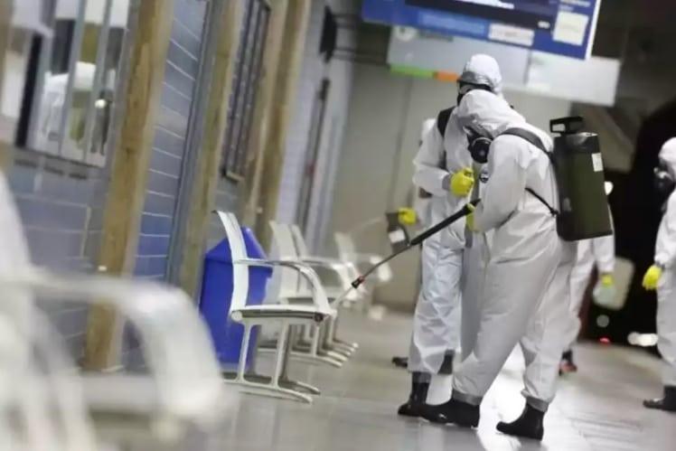 limpeza coronavirus brasilia df