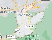mapa park way df
